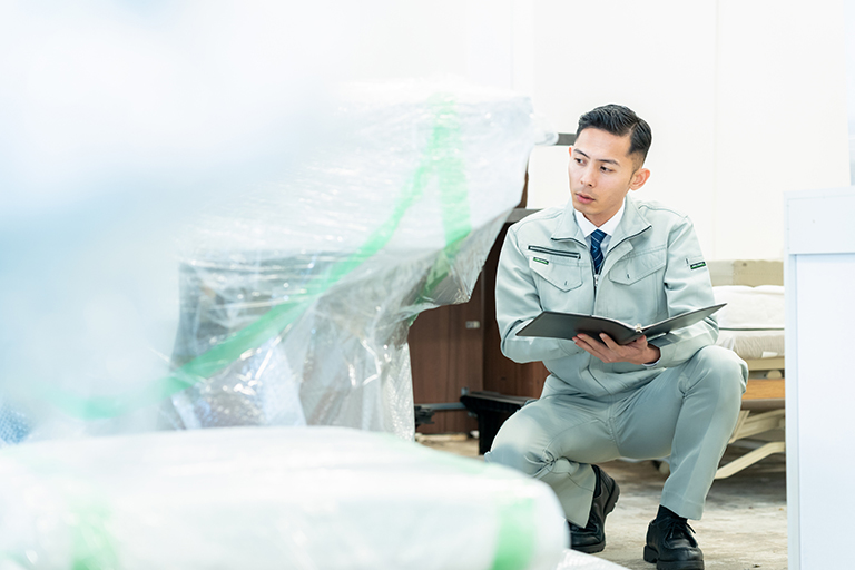 神戸の不用品回収