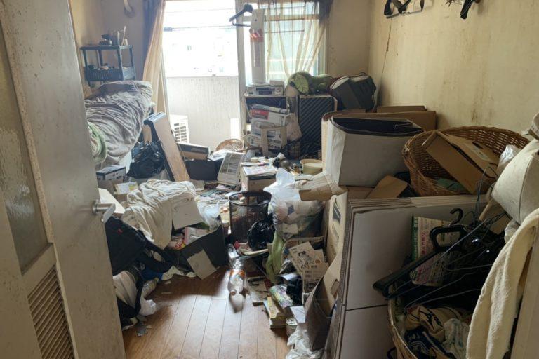008_姫路市のゴミ屋敷清掃事例