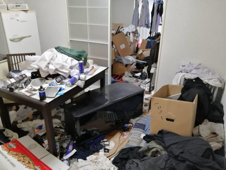 025_神戸市灘区のゴミ屋敷清掃事例