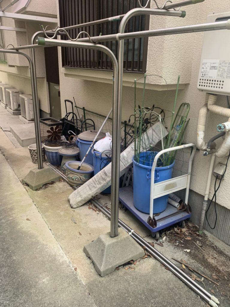 032_神戸市須磨区東落合の不用品回収事例