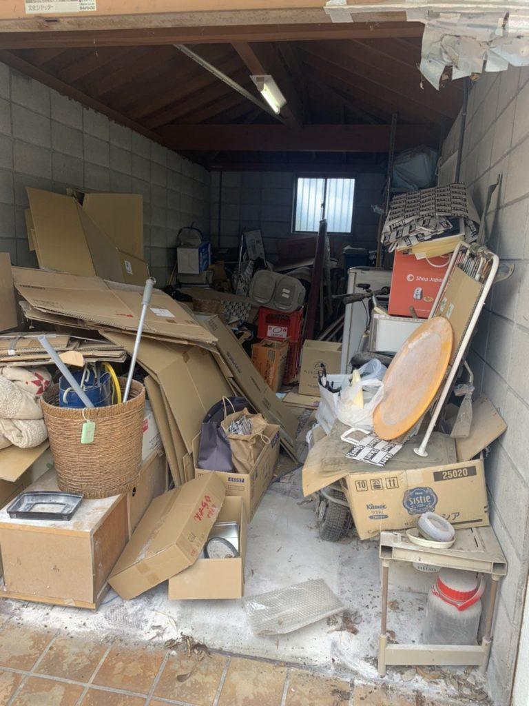 036_西宮市柏堂西町の不用品回収事例