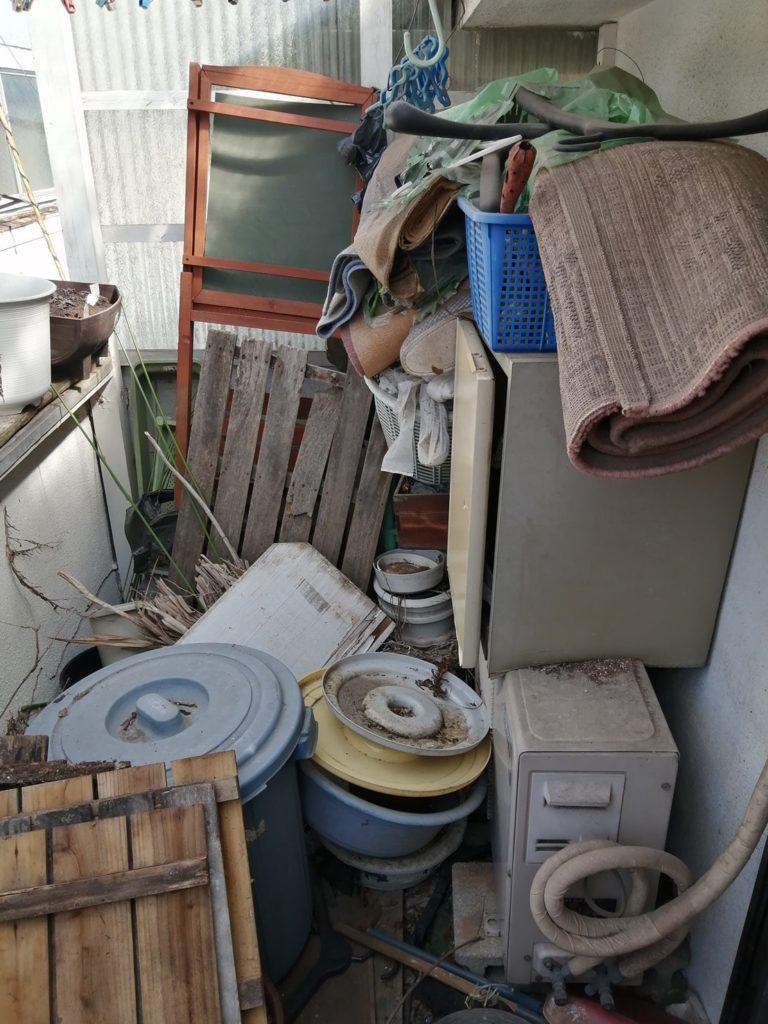 043_神戸市北区鈴蘭台西町の不用品回収事例
