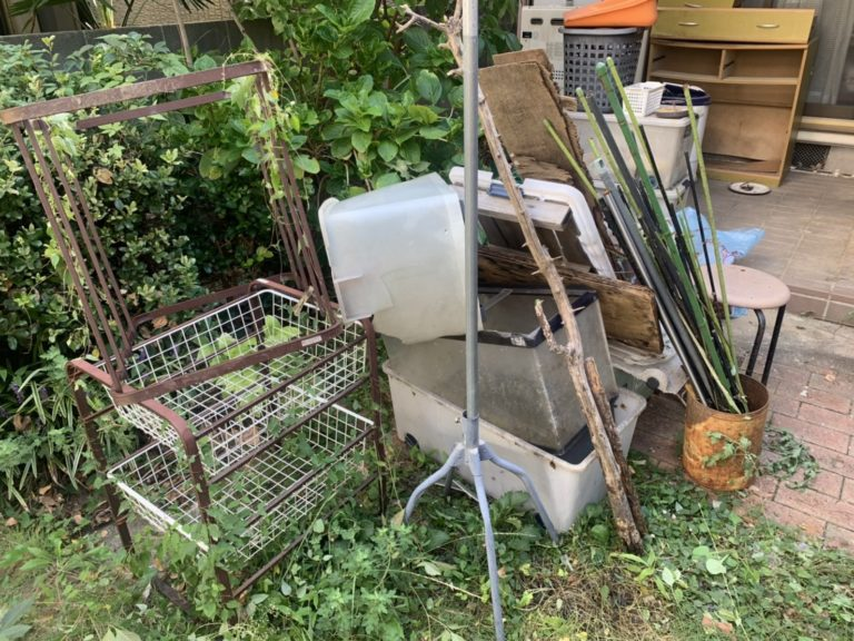 050_神戸市灘区中郷町の不用品回収事例