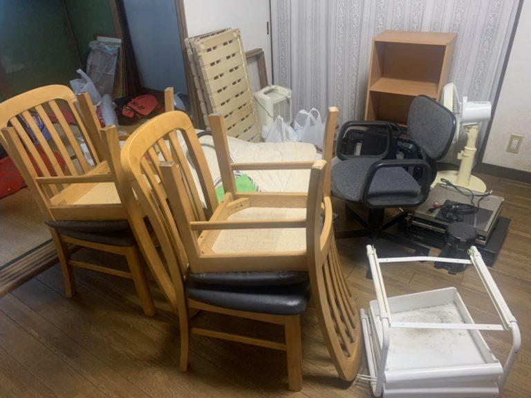 053_稲美町加古の不用品回収事例