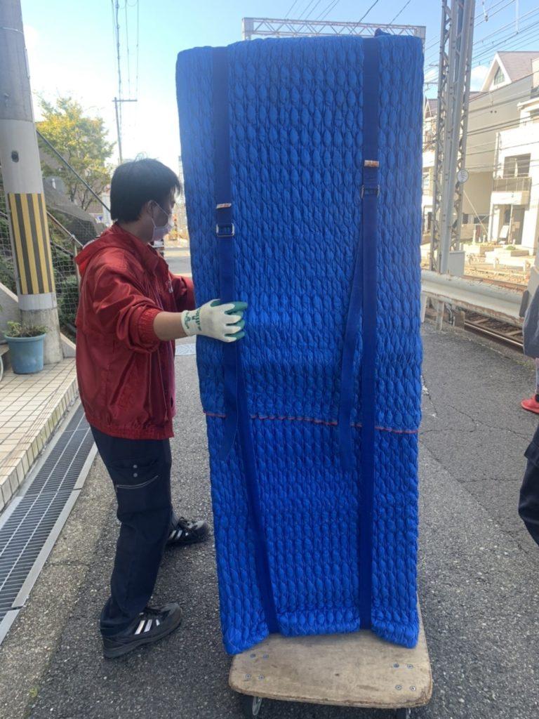 052_神戸市北区緑町の引越しに伴う処分事例
