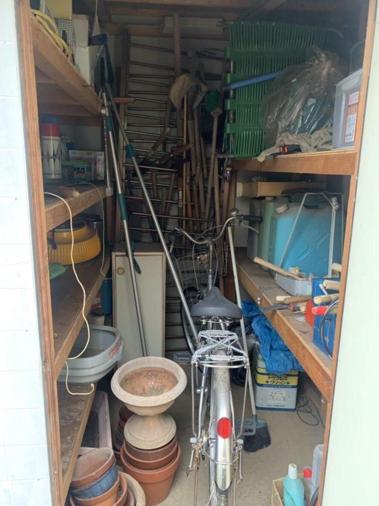 055_神戸市西区丸塚の不用品回収事例