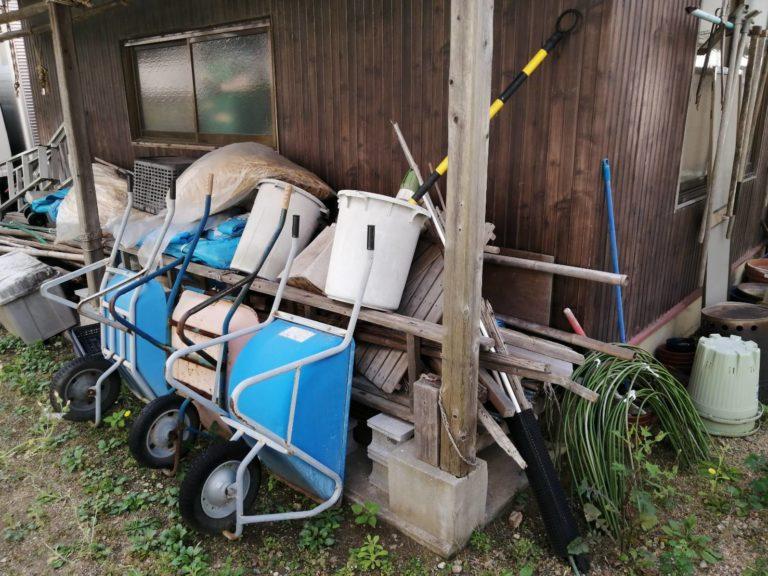 064_神戸市垂水区名谷町の不用品回収事例