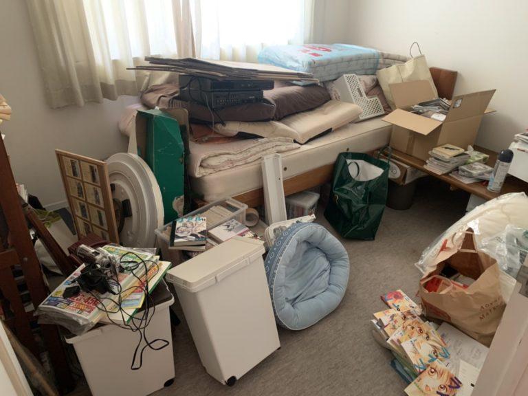061_神戸市東灘区向洋町中の不用品回収事例