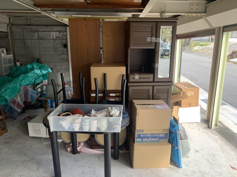 069_神戸市北区有野町の遺品整理事例