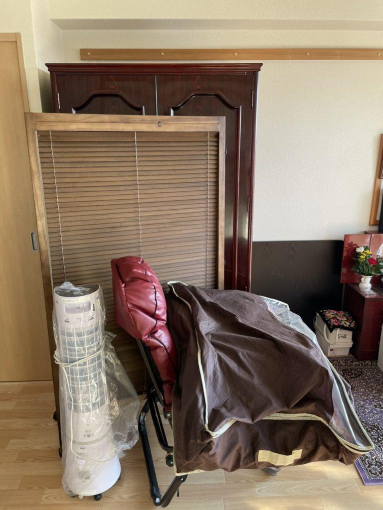 074_神戸市北区甲栄台の不用品回収事例