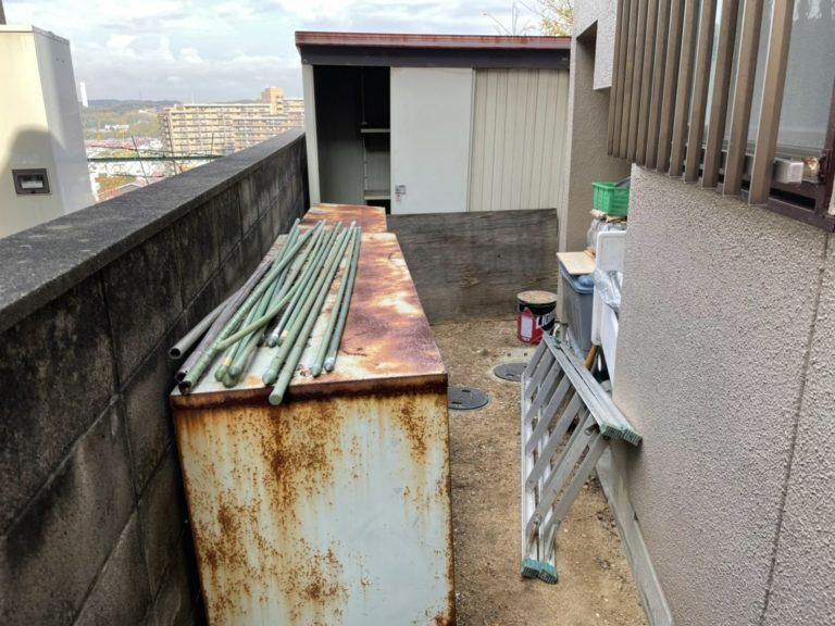 071_神戸市西区伊川谷町有瀬の不用品回収事例