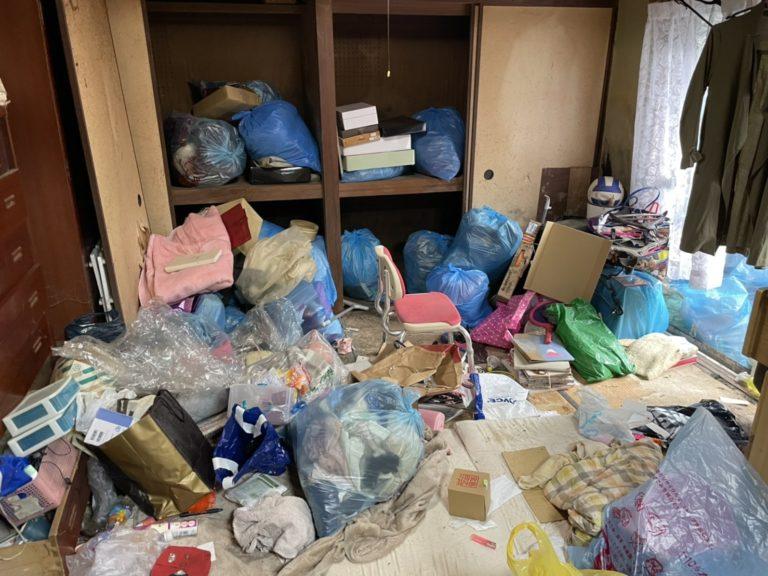 075_神戸市須磨区白川台の不用品回収事例