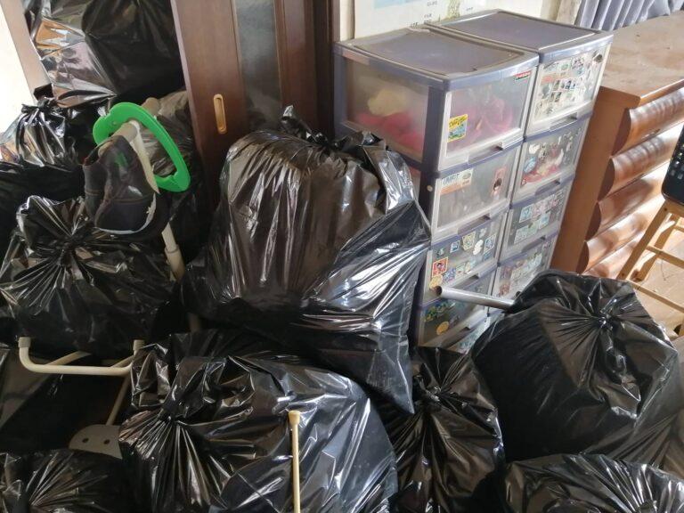 101_姫路市飾磨区英賀清水町の不用品回収事例