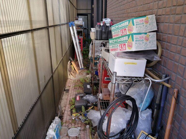 107_西宮市東山台の引越しに伴う処分事例