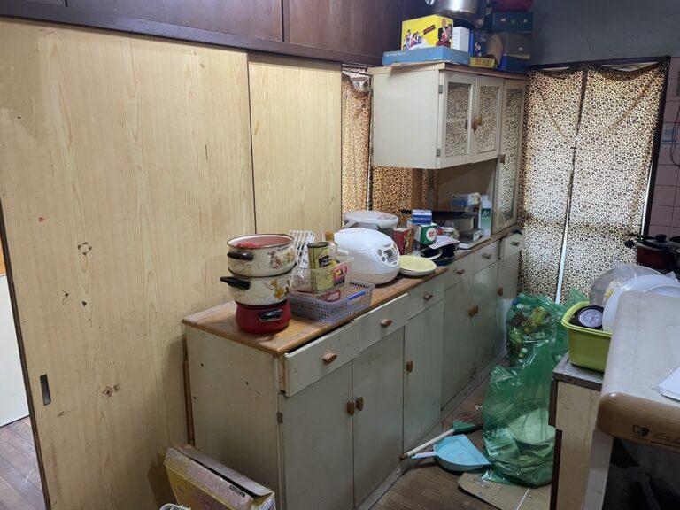 105_尼崎市神崎町の不用品回収事例
