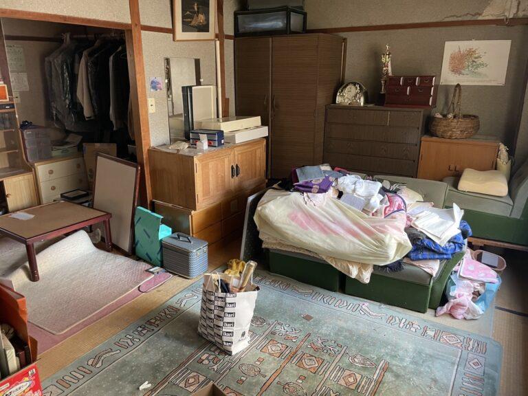 111_神戸市東灘区御影中町の引越しに伴う処分事例