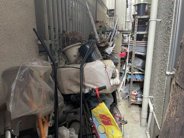 127_神戸市兵庫区大開通の不用品回収事例