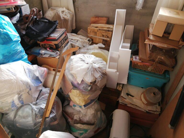 129_小野市上本町の不用品回収事例