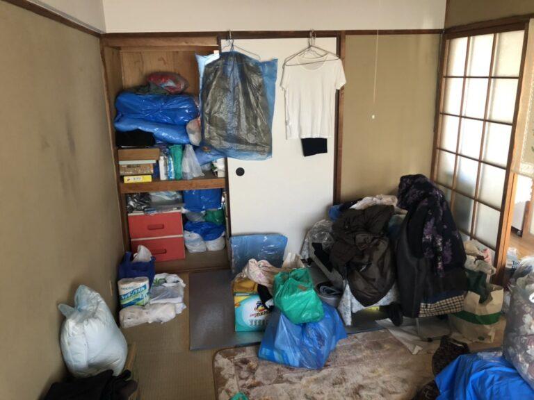126_神戸市東灘区住吉宮町の遺品整理事例