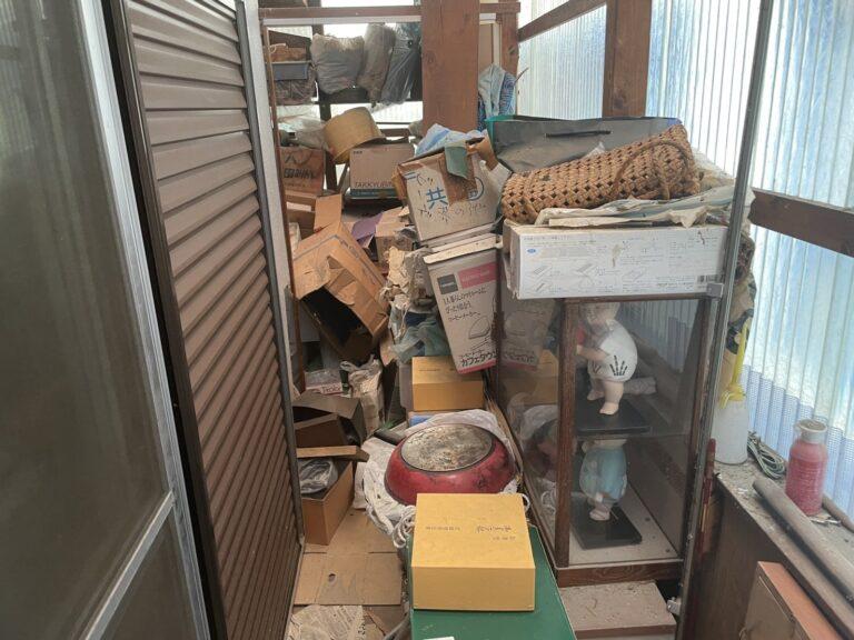 141_尼崎市武庫之荘の不用品回収事例