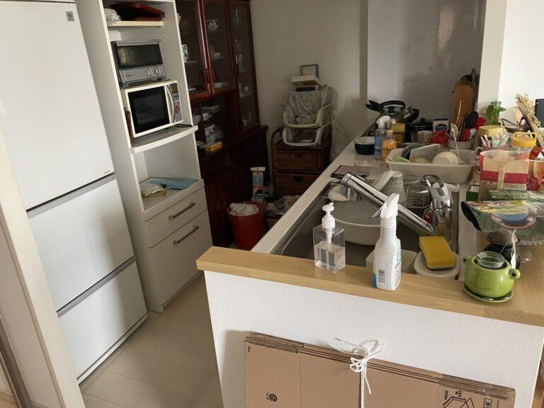 151_神戸市兵庫区松原通の遺品整理事例