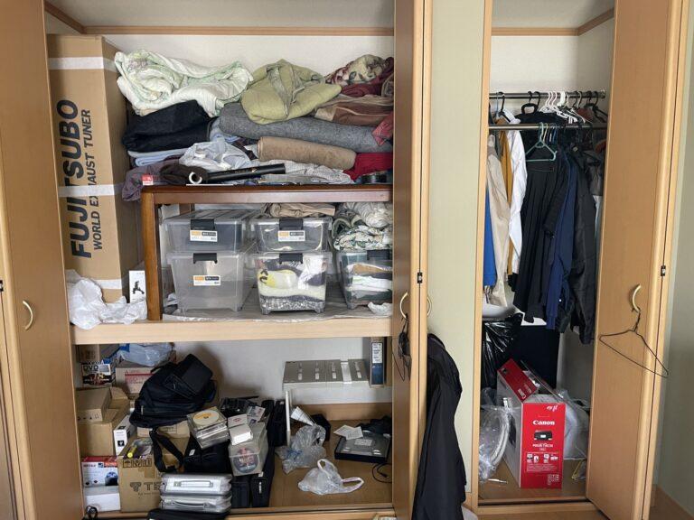 152_神戸市北区藤原台南町の不用品回収事例